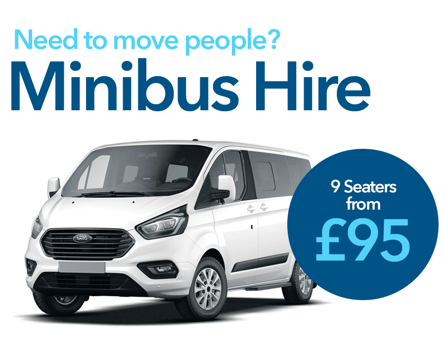 Minibus hire from MVH Rental